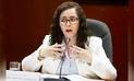 Rosa Bartra no precisa si pidió a Odebrecht información sobre Keiko y Alan García