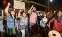 En las calles se rechaza el indulto otorgado a Alberto Fujimori