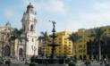 Cercado: PNP impide ingreso a la Plaza de Armas [VIDEO]