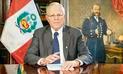 """PPK habla de """"excesos y errores"""" de Fujimori pero no absuelve dudas"""