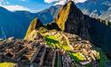 Machu Picchu: las nuevas tarifas que regirán por todo el 2018