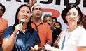 Fiscalía espera a Keiko Fujimori y su hermano ataca a sus asesores