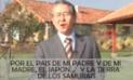 Facebook: El día que Alberto Fujimori se proclamó 'último samurái' para postular a senado