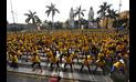 Papa Francisco: Miles participaron en Maratón 'Lima corre con el Papa'  [FOTOS]