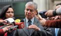 """Cesar Villanueva: """"Todas las evidencias apuntan a que el indulto fue negociado"""""""