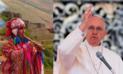 """Papa Francisco: la canción """"El cóndor pasa"""" sonó en misa del Vaticano [VIDEO]"""