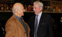 Mario Vargas Llosa le rinde homenaje a Fernando de Szyszlo