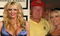 Actriz porno reveló detalles de su noche de sexo con Donald Trump