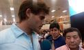 Sporting Cristal: Omar Merlo arribó a Lima y envió mensaje a hinchas