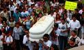 Familiares dan último adiós a niña asesinada en San Juan de Lurigancho