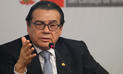 """Enrique Mendoza a la CIDH: """"El indulto a Fujimori fue transparente"""""""