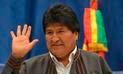 """Evo Morales: """"Amenaza de EE.UU. contra Venezuela será destruida"""""""