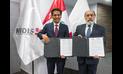 Midis y Reniec firman acuerdo para evitar casos de suplantación y cobros indebidos en programas sociales