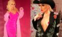 Instagram: Christina Aguilera asombra a fans con fotos desnuda en bañera