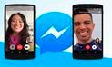 Facebook Messenger agrega nueva herramienta para videollamadas
