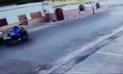 Venezuela: Momento en el que disparan en la cabeza a policía para quitarle arma [VIDEO]