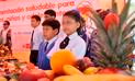 Sector Salud defiende Ley de Alimentación Saludable