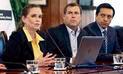 Ejecutivo advierte que la economía del país depende de ley que reemplaza al DU 003