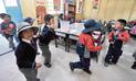 Garantizan inicio del año escolar en Arequipa