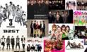"""10 grupos considerados """"Leyendas del Kpop"""" [VIDEO]"""