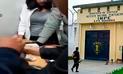 Cajamarca: Mujer intentó ingresar celulares escondidos en sus tacos [VIDEO]