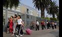 Ministros supervisarán el inicio del año escolar