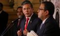 Comisión Madre Mía investigará a Ollanta Humala por 120 días más