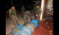 PNP decomisa más de 290 kilos de cocaína en el Vraem