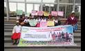 Esterilizaciones forzadas: víctimas del gobierno Fujimorista reclaman justicia [FOTOS]