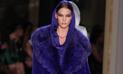 Afirman que Versace ya no usará ropa de pieles de animales