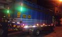 PNP frustra envío de más de dos toneladas de hoja de coca al Vraem