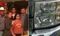 Estados Unidos: un foco de su auto no prendió y ahora podría ser deportado