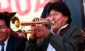 """Evo Morales difunde el """"Rap de la Haya"""" y causa polémica en Chile [VIDEO]"""