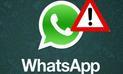 Alertan de cuentas de WhatsApp hackeadas por abrir un mensaje SMS