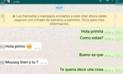 WhatsApp: Intentó insinúarse a su prima y ella respondió esto [FOTOS]