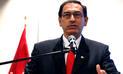 Martín Vizcarra retornaría al Perú este jueves tras renuncia de PPK