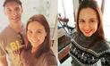 Jessica Tapia y la foto que desata ternura en Instagram junto a sus mellizas