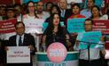 Verónika Mendoza exhortó a Martín Vizcarra a que convoque nuevas elecciones generales