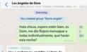 WhatsApp: Joven crea grupo con 52 chicas y les hace esta propuesta