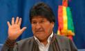 Evo Morales felicitó a Martín Vizcarra por asumir la presidencia