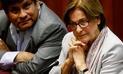 Susana Villarán: Formalizarán investigación preparatoria por caso Odebrecht