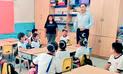 """Martín Vizcarra visitó colegio en Lince: """"Vine a escuchar las necesidades que tienen"""""""