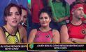 Rosángela Espinoza tocó a Kevin Blow y Michelle Soifer enfurece en EEG [VIDEO]