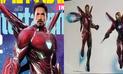'Avengers: Infinity War': Mira cómo funciona el nuevo traje de Iron Man