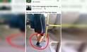 Facebook Viral: Así se defendió escolar que fue con sandalias al colegio [FOTO]