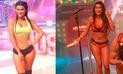 Combate: Ivana Yturbe sufre percance en vivo con su bikini [VIDEO]