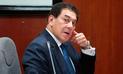Frente Amplio pide la renuncia de Gonzales a la Comisión de Ética