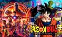 Dragon Ball Super: Crean póster del anime al estilo 'Avengers: Infinity War'