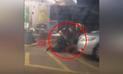 EE.UU.: el aterrador momento en que policías disparan a joven reducido en el suelo [VIDEO]