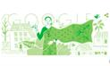 Google celebra con un Doodle Anandi Gopal Joshi, la primera médica en la India